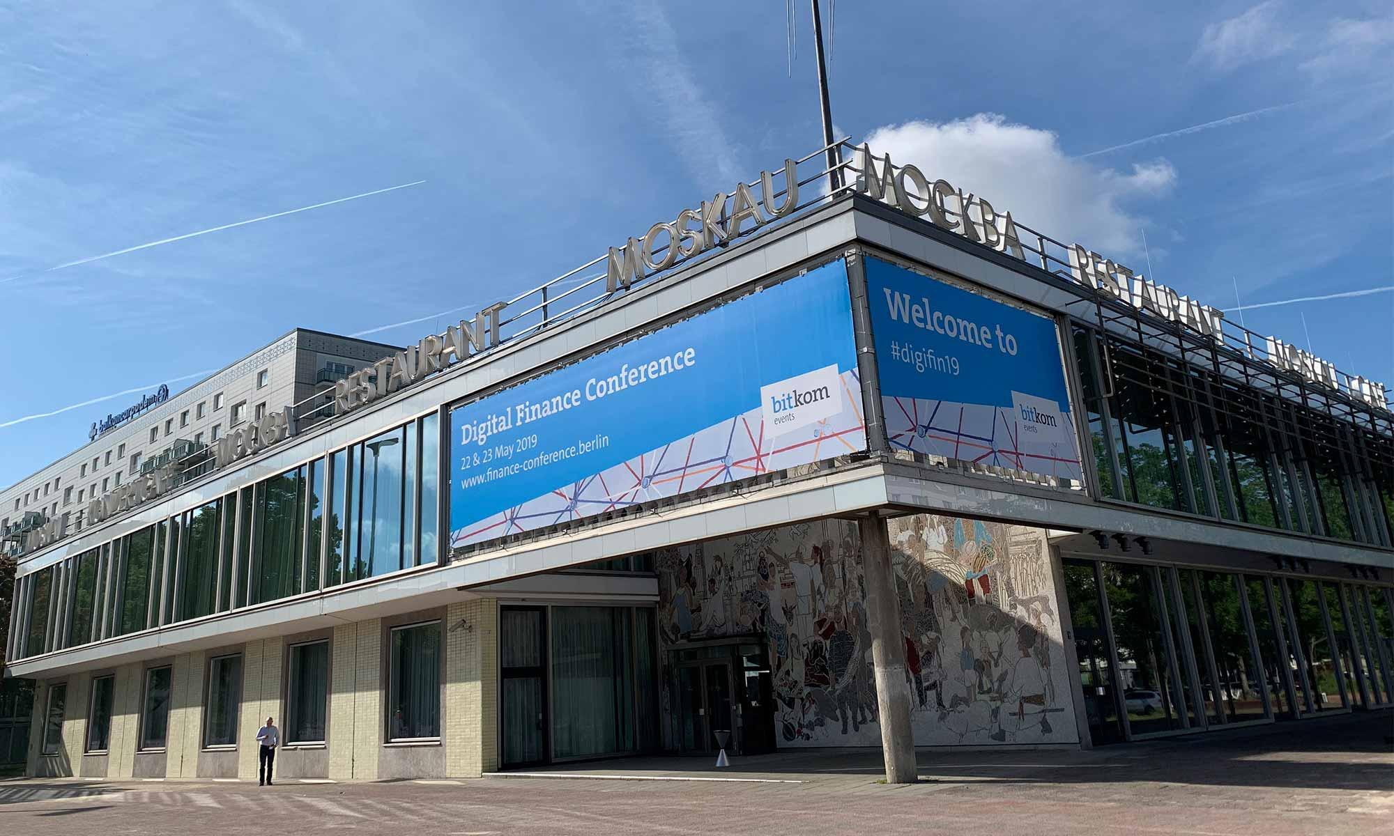 digifin19 Digital Finance Conference Berlin 2019 bsurance