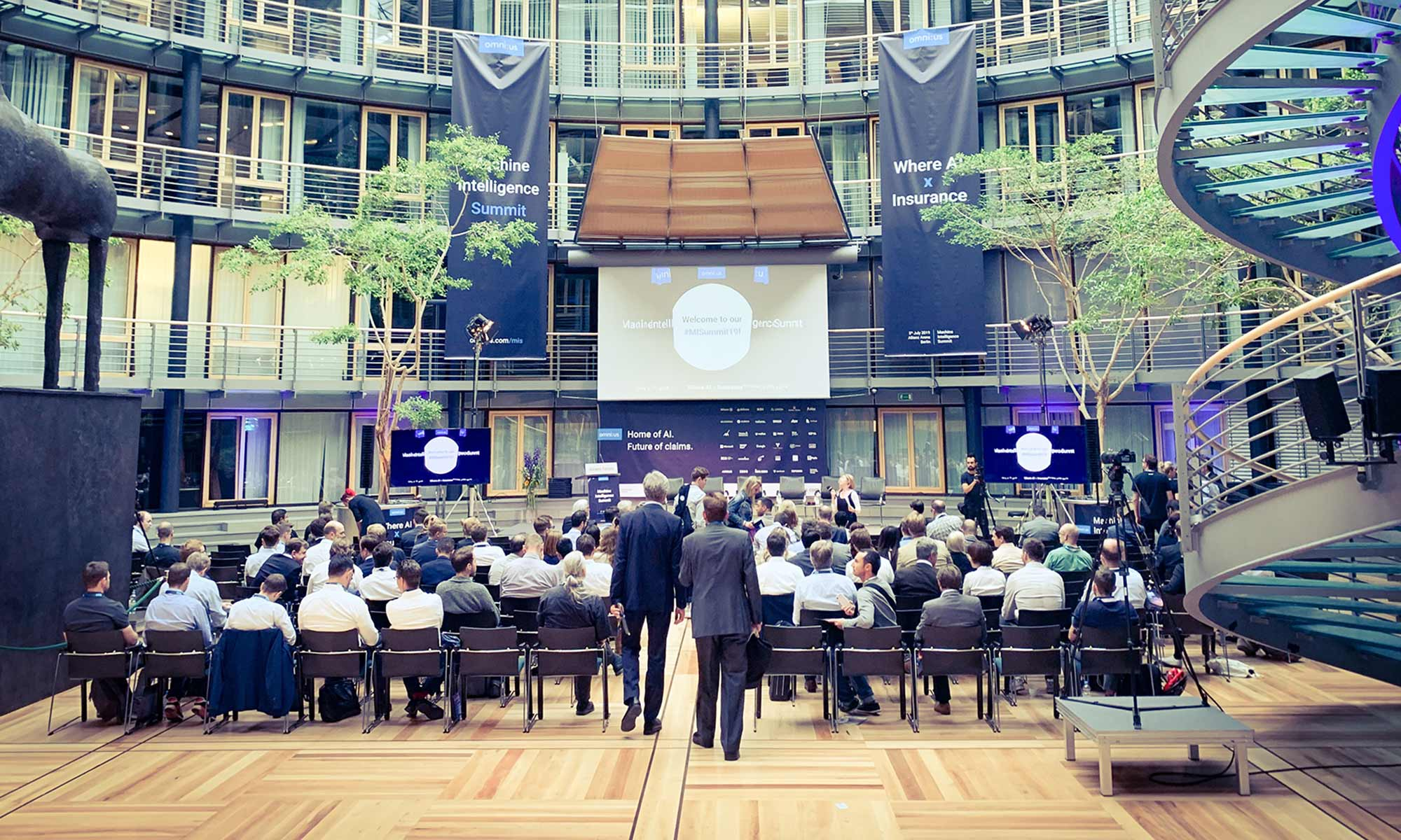 Machine Intelligence Summit 2019 - bsurance
