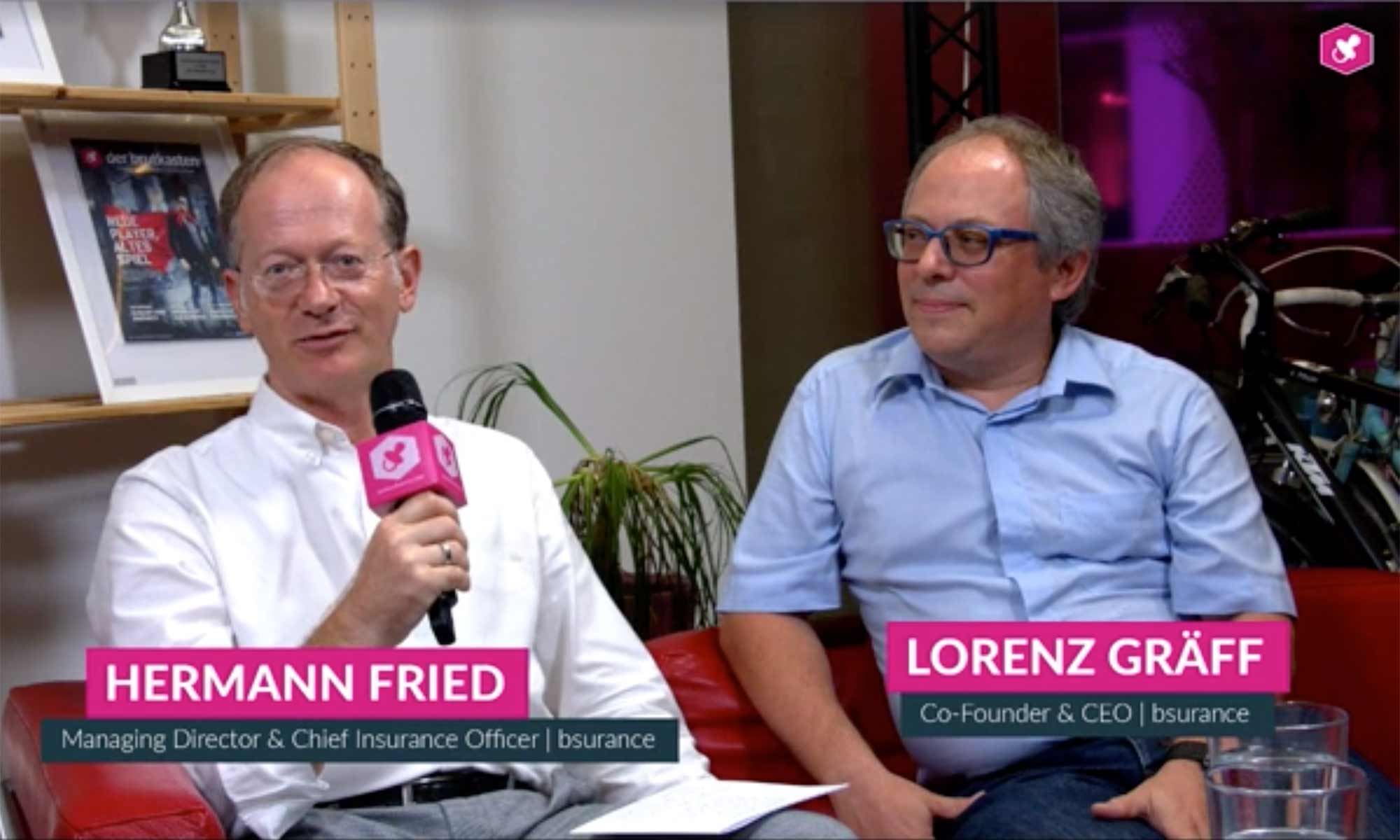 Hermann Fried - Lorenz Gräff - Interview derBrutkasten
